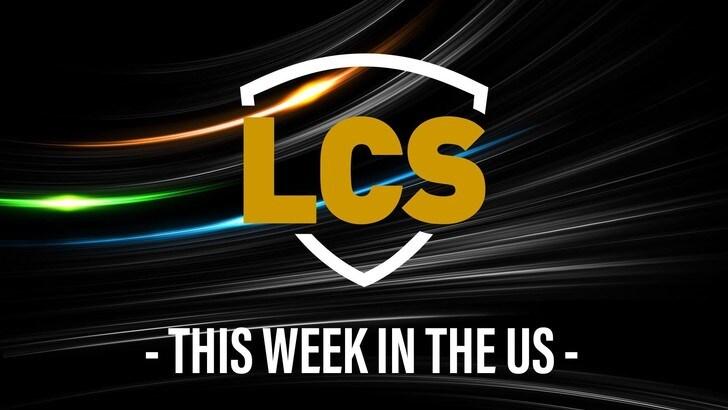 This week in LCS - Week 2 - Capolavoro OpTic Gaming