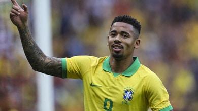 Copa America: Brasile rasoterra contro il Venezuela, l'Argentina riparte a 1,42