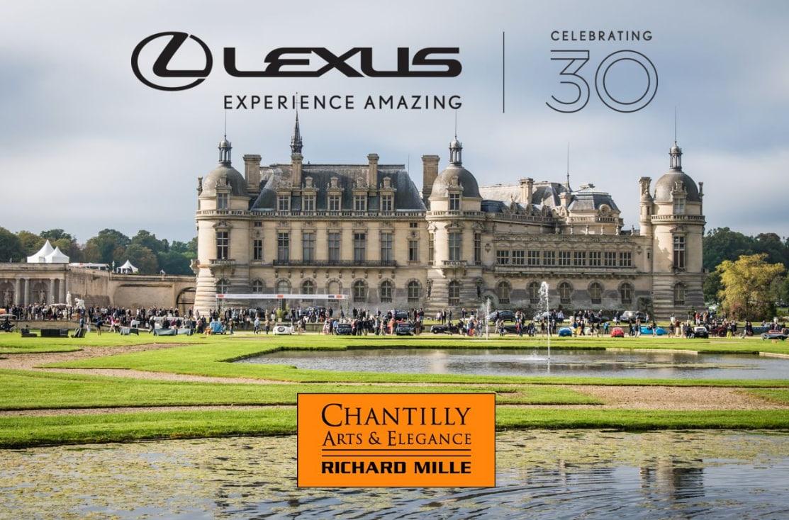 Lexus, alla festa dei 30 anni con LC Convertible