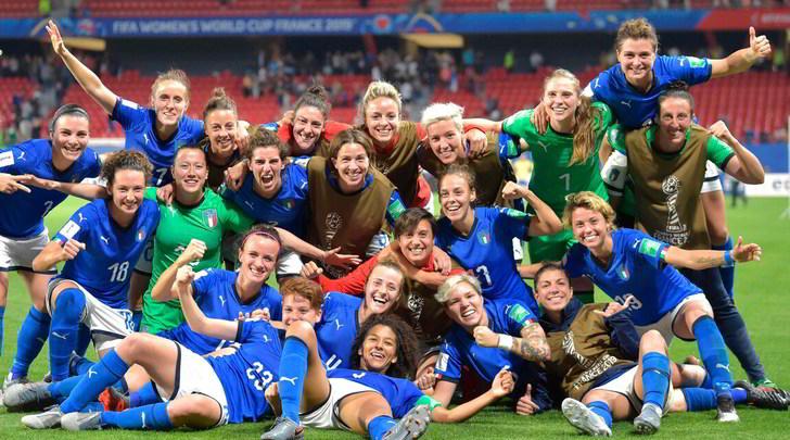 Mondiali femminili, azzurre da record: 7,3 milioni di spettatori, che boom!