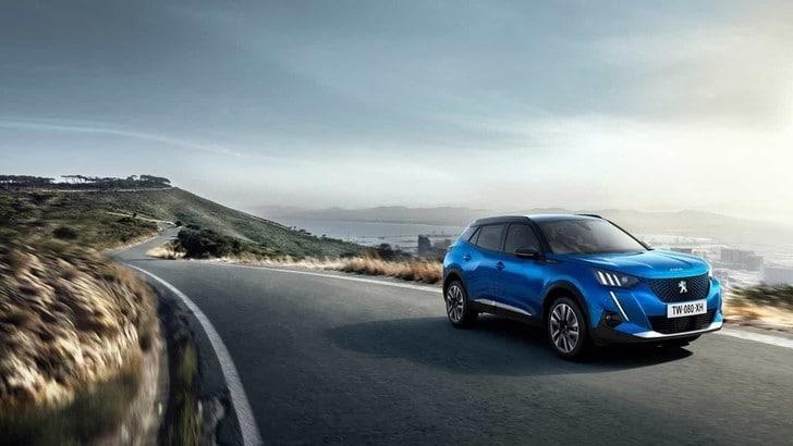 Nuova Peugeot 2008, il Suv compatto anche in versione elettrica
