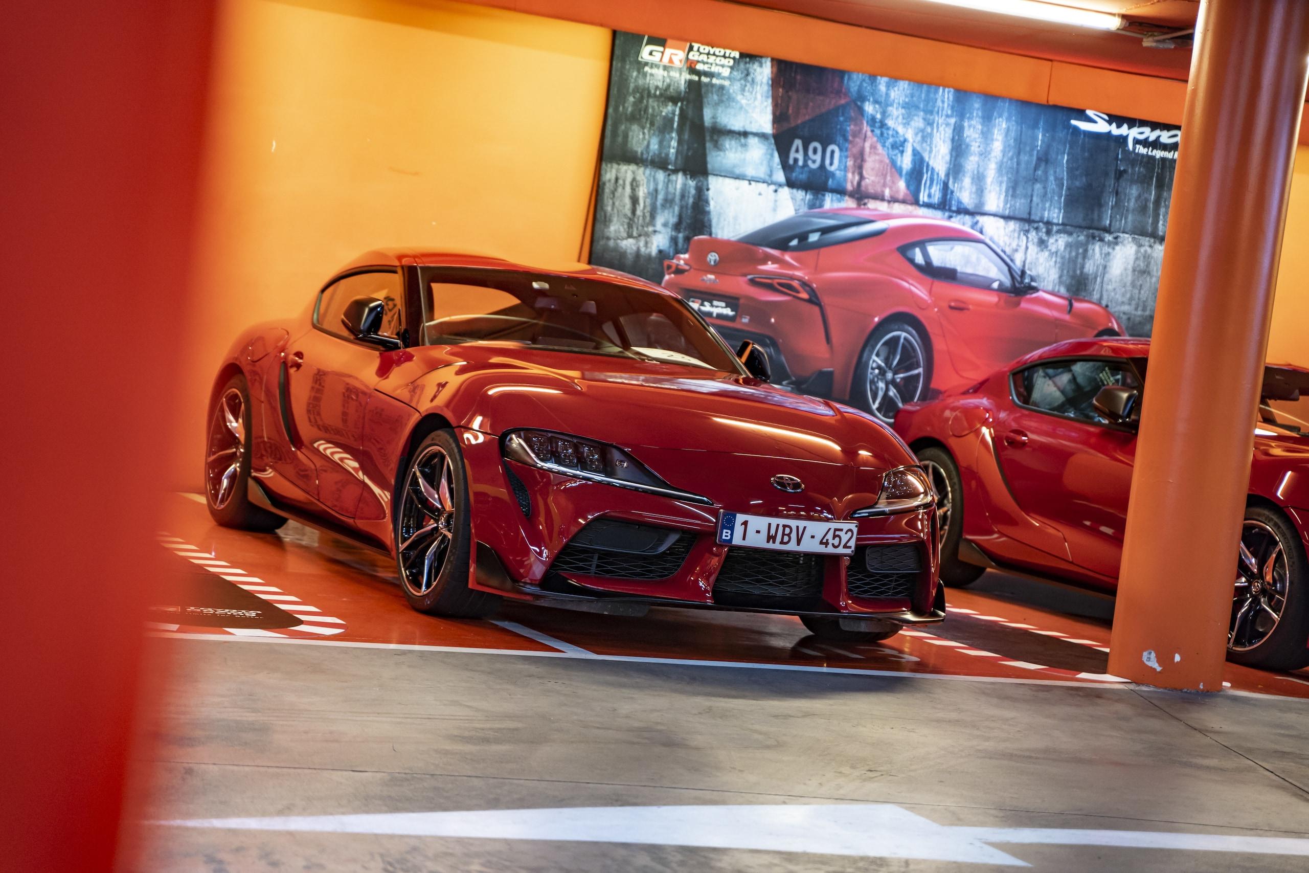 Nuova Toyota Supra, il test: FOTO