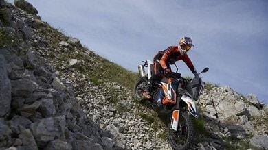 KTM 790 Adventure R RALLY, debutta la special edition estrema
