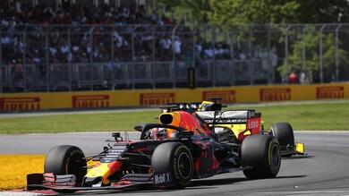 Gp di Francia: alla Red Bull una nuova power unit dalla Honda