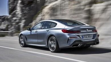 BMW Serie 8 Gran Coupe: tutte le immagini
