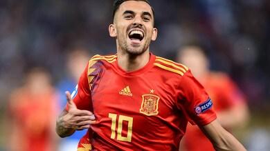 Europei U21: la Spagna supera il Belgio nel finale