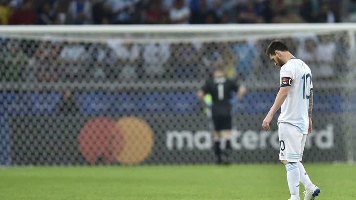 Coppa America, Argentina da horror. 1-1 contro il Paraguay e Dybala ancora in panchina