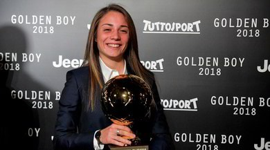 Golden Girl, brillano luminose le future stelle del calcio in rosa