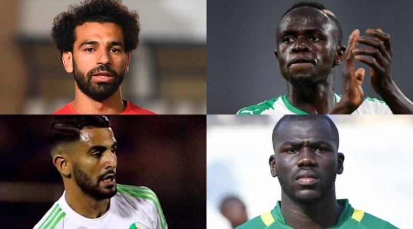 Da Salah a Mané: parata di stelle in Coppa d'Africa