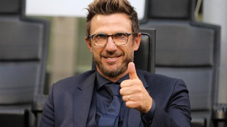 Di Francesco è ufficialmente il nuovo tecnico della Sampdoria