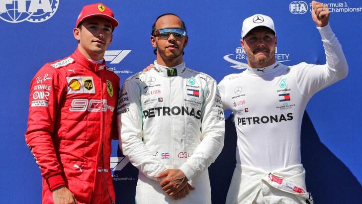 Gp Francia: pole per Hamilton, vittoria a 1,50