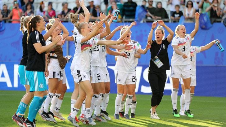Mondiali femminili, Germania e Norvegia ai quarti. Ko Nigeria ed Australia