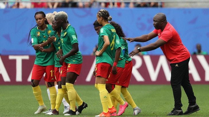 Mondiali femminili, il Camerun minaccia il ritiro nel match con l'Inghilterra