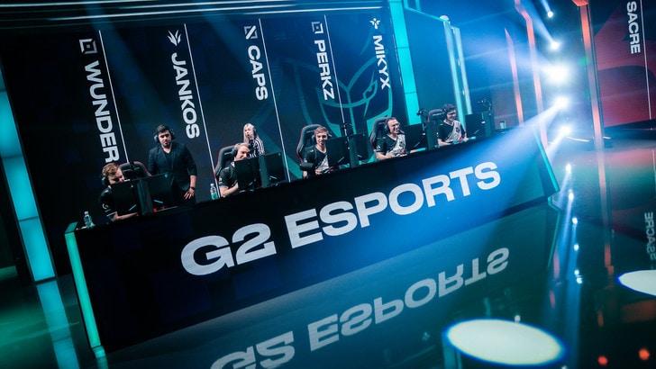 This week in LEC - Week 1 - È già sprint G2