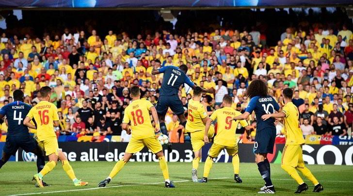 Euro U21, Italia eliminata: Francia e Romania pareggiano e volano in semifinale