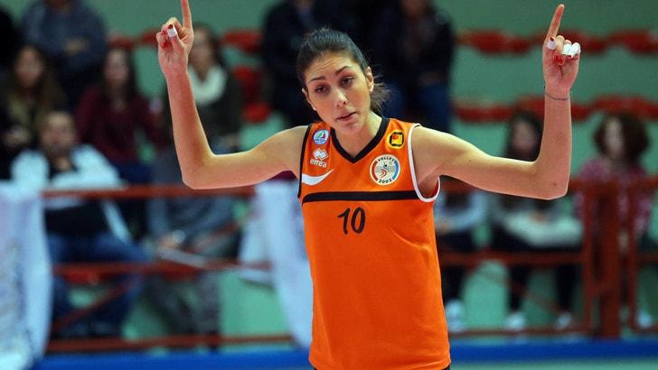 Laura Saccomani è di nuovo una giocatrice di Brescia
