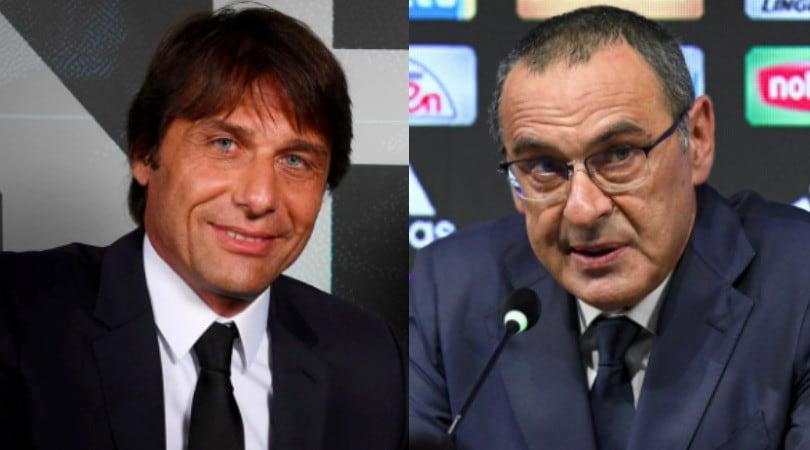 Da Conte a Sarri, quanti cambi in panchina: i 20 allenatori di Serie A