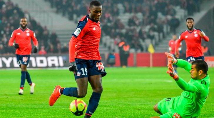 Il dg del Lille apre alla cessione di Pépé: