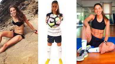 Eleonora Goldoni, dagli Usa alla Serie A: alla Juve?
