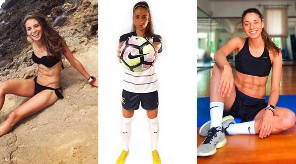 <p>La calciatrice, negli Stati Uniti da quattro anni, ha dichiarato che nella prossima stagione tornerà a giocare in Italia, ma al momento non ha svelato il nome della squadra.Nel frattempo, in attesa di conoscere il suo futuro, si gode il cammino delle ragazze mondiali</p>