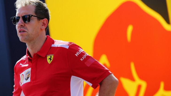 Gp Austria: Vettel ci prova a 6,00