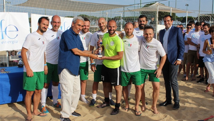 SAFE CUP 2019: l'energia incontra lo sport