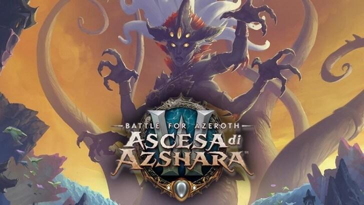 World of Warcraft: l'Ascesa di Azshara è finalmente disponibile