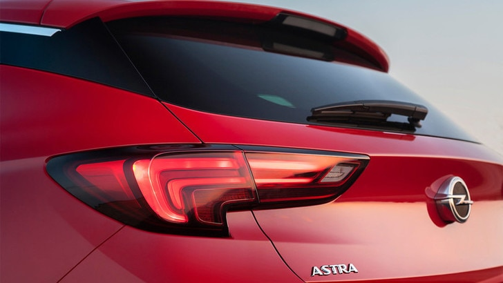 Opel Astra, sì alla sesta generazione a Russelsheim