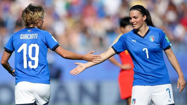 Mondiale femminile: Italia-Olanda, la nuova impresa azzurra a 3,50