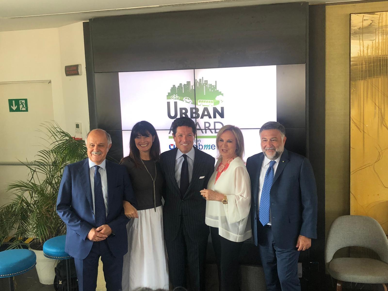 Urban award, il premio per la mobilità sostenibile
