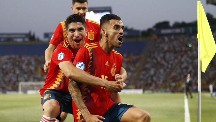 Europei U21, diretta Spagna-Germania ore 20.45: formazioni ufficiali e come vederla in tv