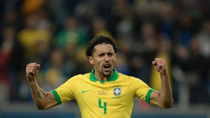Copa America, il Brasile avanti sull'Argentina