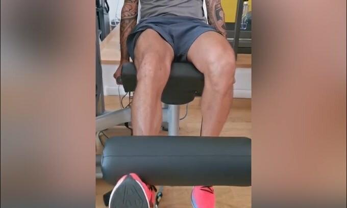 Marchisio non si ferma: allenamento per recuperare dall'infortunio