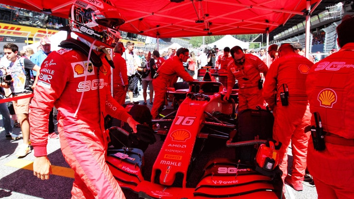 F1, Piero Ferrari: