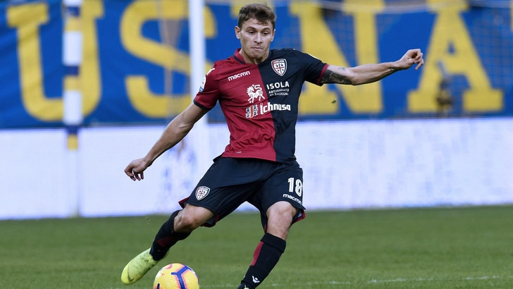 Barella, no alla Roma: vuole solo l'Inter
