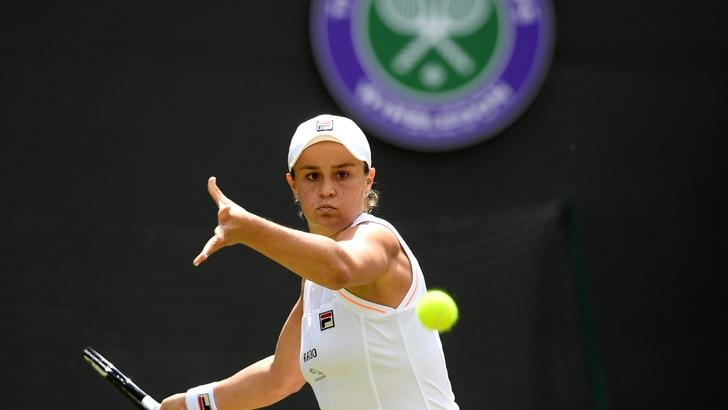 Wimbledon, Barty ok al debutto. Vincono anche Kerber e Stephens
