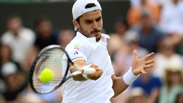 Wimbledon, Fabbiano vola contro Karlovic