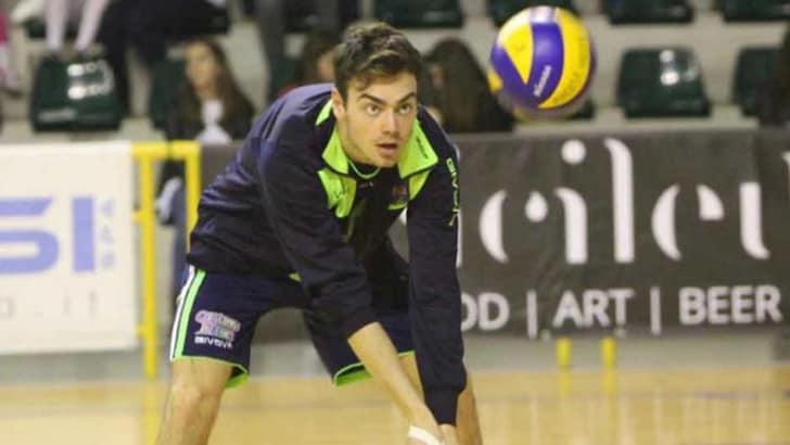 Alessandro Magnani ritorna a giocare nella sua città: Reggio Emilia