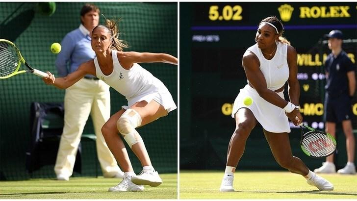 Vince Serena Williams, ma Wimbledon applaude la Gatto-Monticone