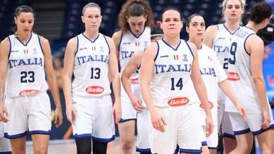 Eurobasket donne: Italia eliminata, Russia ai quarti