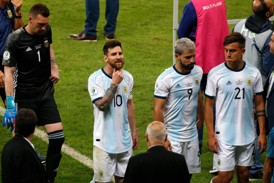 Messi, altra serata no con l'Argentina: sfuma il sogno Coppa America