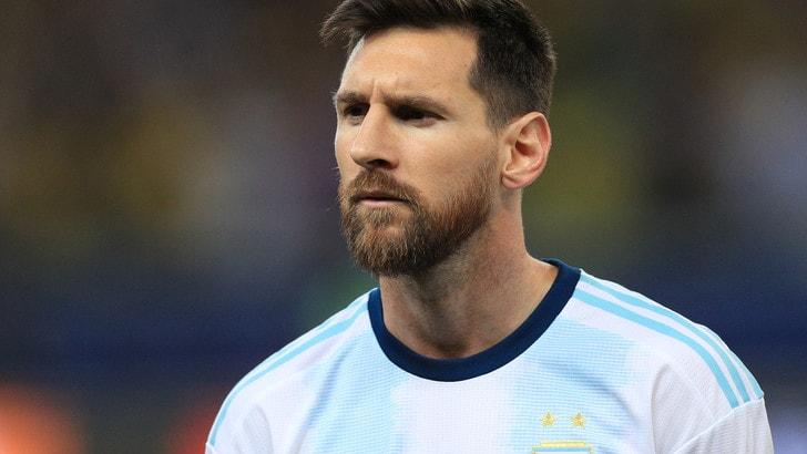 """Messi non lascia: """"Continuerò con l'Argentina"""""""