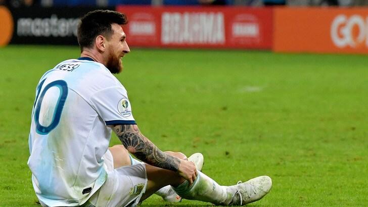 Pallone d'Oro, effetto Copa America: Van Dijk supera Messi