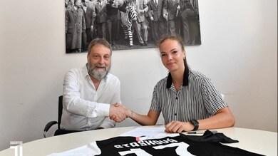 Juventus Women, arriva Staskova dallo Sparta Praga