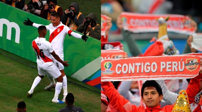Il Perù in finale di Coppa America: festa dei Bicolor, delusione per il Cile