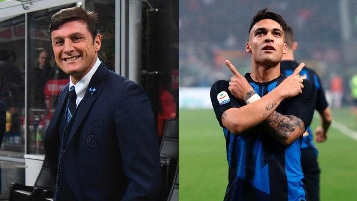 Lautaro, parla Zanetti: