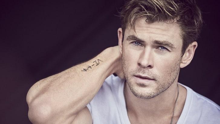 Chris Hemsworth: dopo Thor è il Man of Today di Hugo Boss