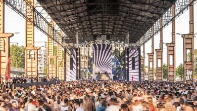 Kappa Future Festival, al Parco Dora arriva lo show techno