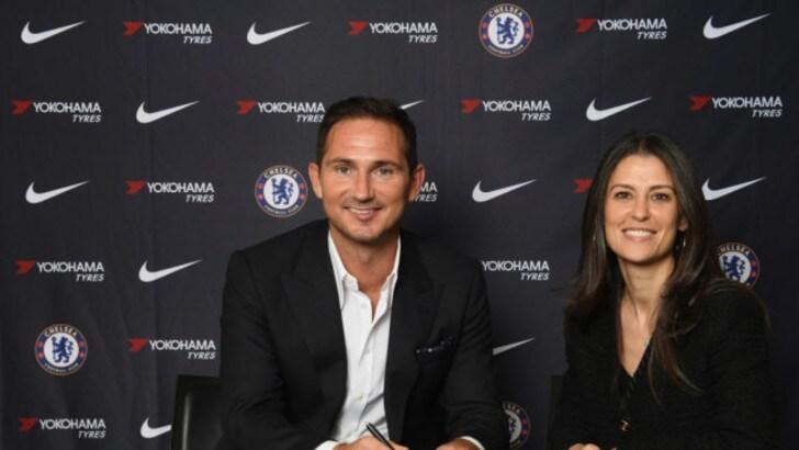 Chelsea, Lampard è il nuovo allenatore