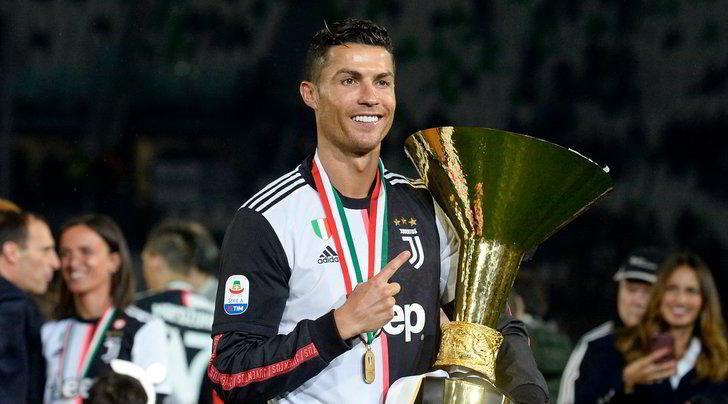 Maglia Juve, Ronaldo da record: ecco i numeri